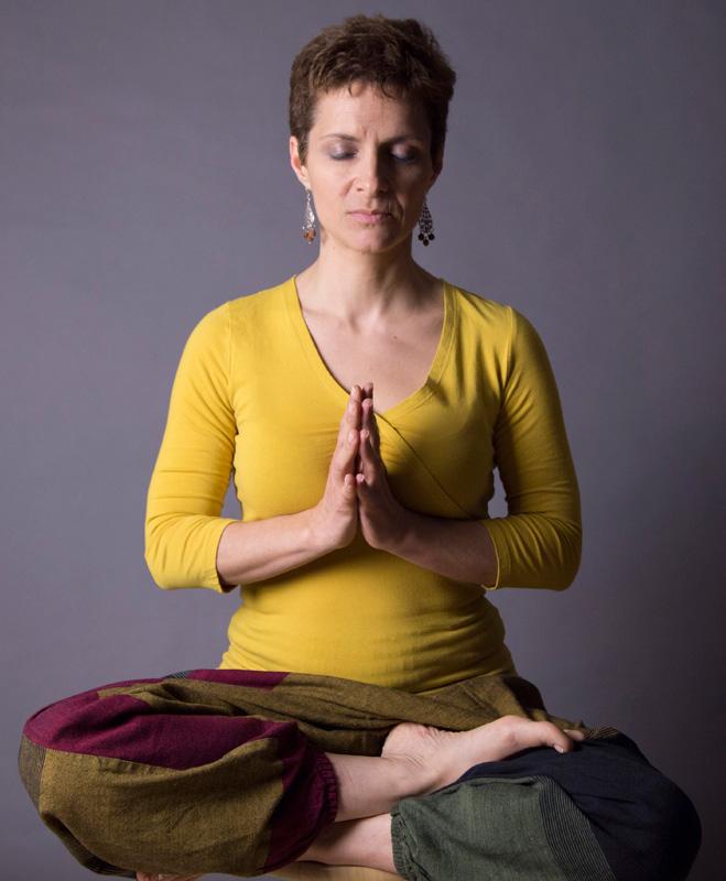 Antonella Solidoro, istruttrice di Yoga e Doula