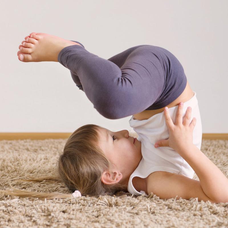 Yoga per bambini a Bassano del Grappa